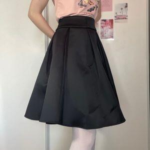 Asos asymmetrical skirt